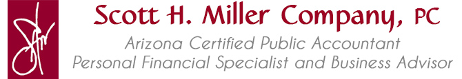 Scott H. Miller Company, PC Logo